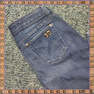 Joe's Jeans Women's Flare 28 Gig Medium Wash